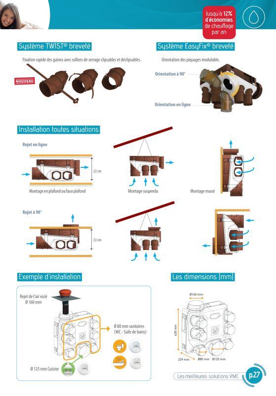 Installer une vmc dans une maison ancienne pourquoi choisir une vmc simple flux pour tmoigner - Comment installer une vmc simple flux ...